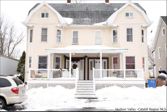 14 S Pine Street, Kingston, NY 12401 (MLS #20210398) :: Barbara Carter Team