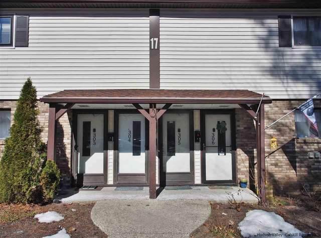 304 Village Court, Kingston, NY 12401 (MLS #20210790) :: Barbara Carter Team
