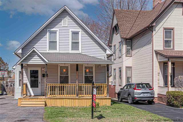 65 Garden Street, Kingston, NY 12401 (MLS #20211109) :: Barbara Carter Team