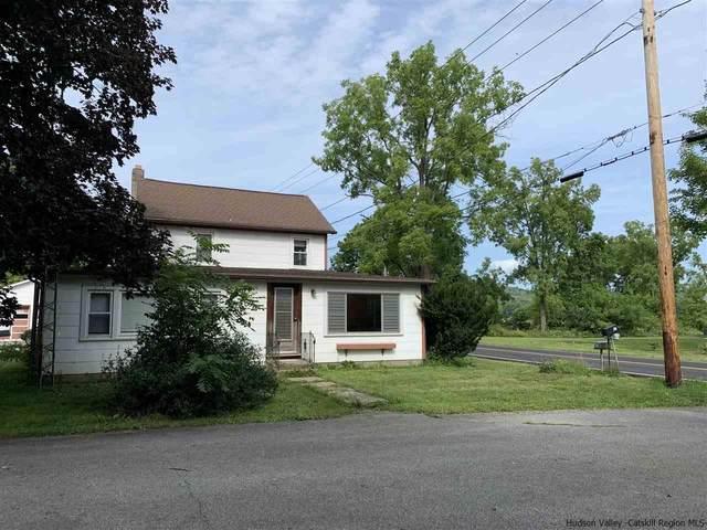 129 Samsonville Road, Kerhonkson, NY 12446 (MLS #20211128) :: Barbara Carter Team