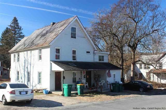 17 Chapel, Ellenville, NY 12428 (MLS #20211150) :: Barbara Carter Team