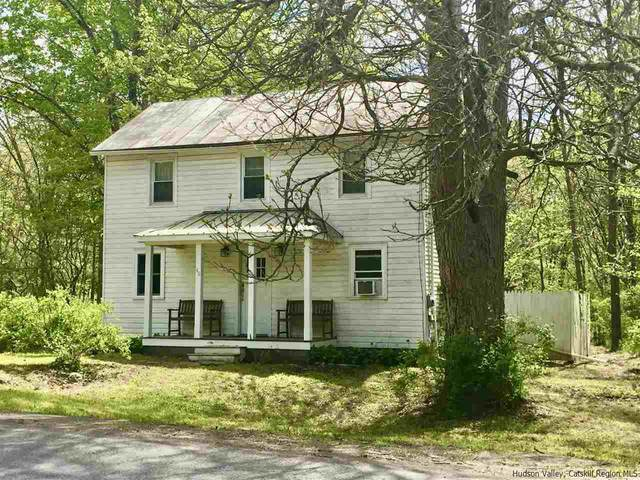 46 Tow Path Road, Accord, NY 12404 (MLS #20211840) :: The Clement, Brooks & Safier Team