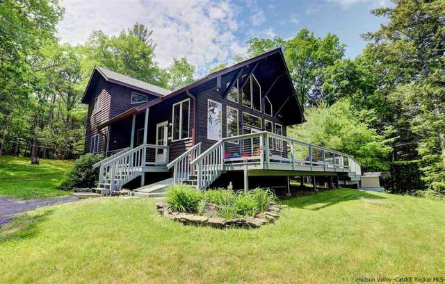 428 John Joy Road, Woodstock, NY 12498 (MLS #20211945) :: Barbara Carter Team