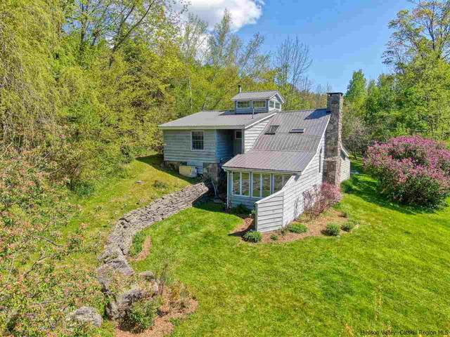435 Yeagerville, Napanoch, NY 12458 (MLS #20211971) :: Barbara Carter Team