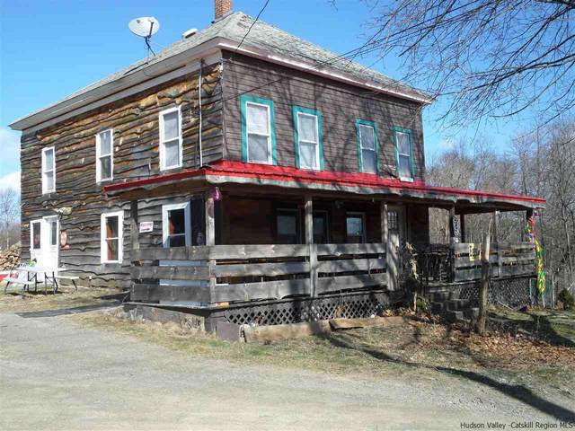 737 & 745 State Route 44/55, Highland, NY 12528 (MLS #20211978) :: Barbara Carter Team