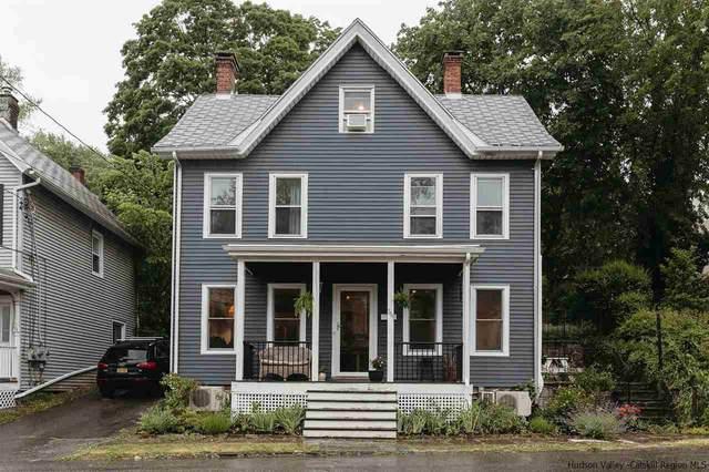 111 Spring Street, Kingston, NY 12401 (MLS #20212040) :: Barbara Carter Team