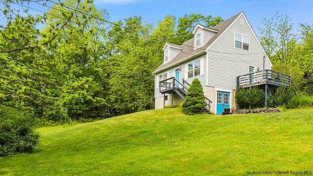 195 Upper Whitfield Rd, Accord, NY 12404 (MLS #20212049) :: The Clement, Brooks & Safier Team
