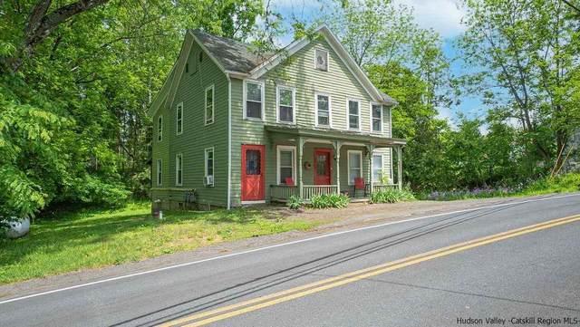 3418 Cooper Street, Stone Ridge, NY 12484 (MLS #20212073) :: The Clement, Brooks & Safier Team