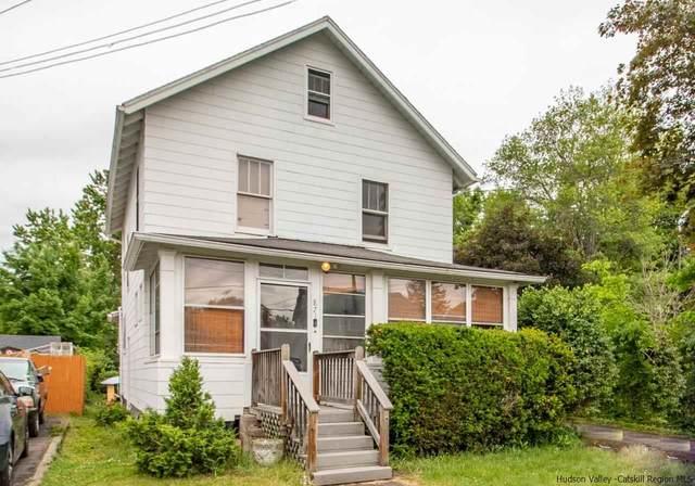 871 Nicholas Avenue, Kingston, NY 12401 (MLS #20212123) :: Barbara Carter Team