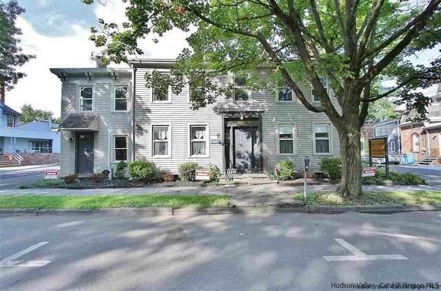 231 Clinton Avenue, Kingston, NY 12401 (MLS #20212205) :: Barbara Carter Team