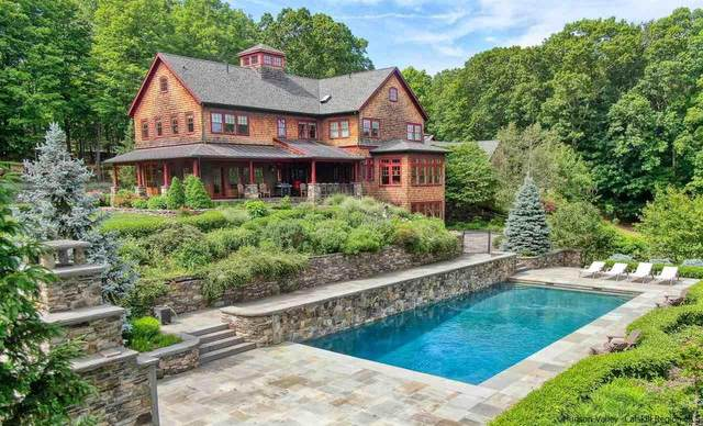 52 Cherry Hill Road, Accord, NY 12404 (MLS #20212215) :: The Clement, Brooks & Safier Team
