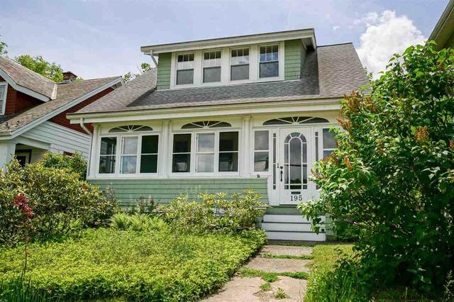 195 Hooker Avenue, Poughkeepsie, NY 12601 (MLS #20212235) :: Barbara Carter Team