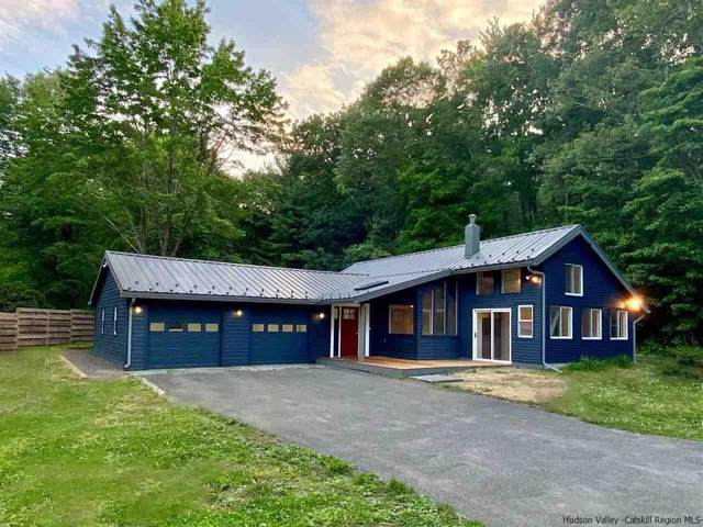 683 Samsonville Road, Kerhonkson, NY 12446 (MLS #20212243) :: Barbara Carter Team