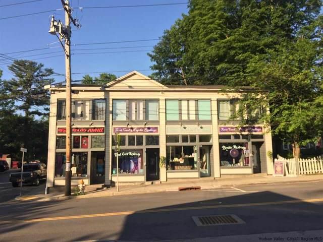 40 Mill Hill, Woodstock, NY 12498 (MLS #20212248) :: Barbara Carter Team