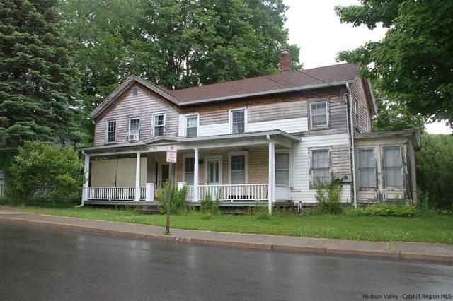 80 Walnut Street, Margaretville, NY 13820 (MLS #20212250) :: Barbara Carter Team