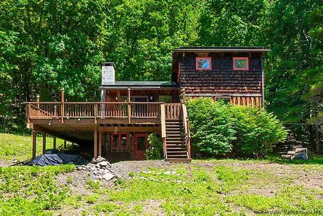 704 Wittenberg Rd, Mt Tremper, NY 12457 (MLS #20212354) :: The Clement, Brooks & Safier Team