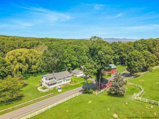 74 Hardenburgh Road, Ulster Park, NY 12487 (MLS #20212362) :: The Clement, Brooks & Safier Team