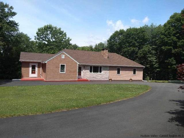 7 County Lane, Ulster Park, NY 12487 (MLS #20212372) :: The Clement, Brooks & Safier Team