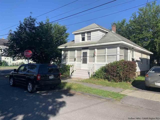 199 O'neil Street, Kingston, NY 12401 (MLS #20212439) :: The Clement, Brooks & Safier Team