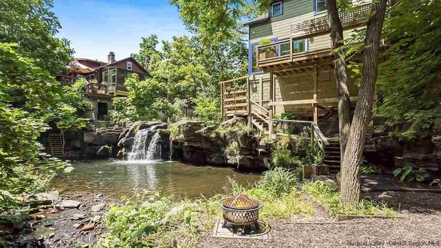 8 Tannery Brook Road, Woodstock, NY 12498 (MLS #20212445) :: The Clement, Brooks & Safier Team