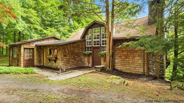 18 Northwoods Rd, Woodstock, NY 12498 (MLS #20212729) :: The Clement, Brooks & Safier Team