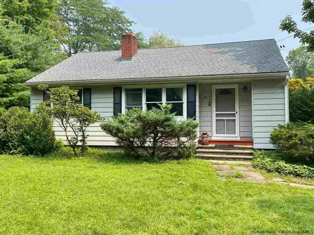 18 Elwyn Lane, Woodstock, NY 12498 (MLS #20212790) :: The Clement, Brooks & Safier Team
