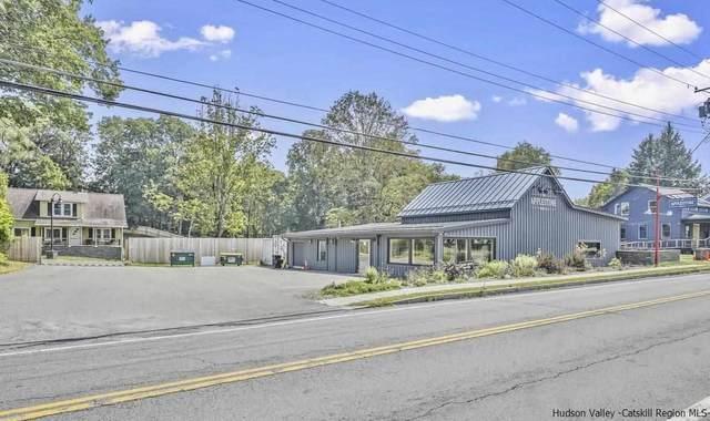 3603-3611 Main St, Stone Ridge, NY 12484 (MLS #20213176) :: Barbara Carter Team