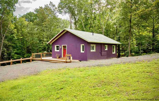 212 Cherry Hill Road, Accord, NY 12404 (MLS #20213224) :: The Clement, Brooks & Safier Team