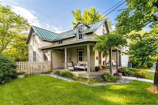 57 Church Street, New Paltz, NY 12561 (MLS #20213357) :: Barbara Carter Team