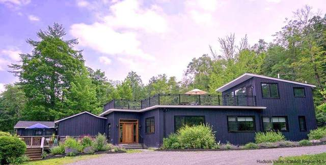 148 Cannon Circle, Woodstock, NY 12498 (MLS #20213404) :: The Clement, Brooks & Safier Team