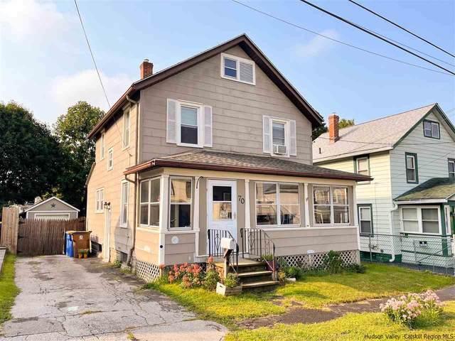 70 Stephan Street, Kingston, NY 12401 (MLS #20213446) :: The Clement, Brooks & Safier Team
