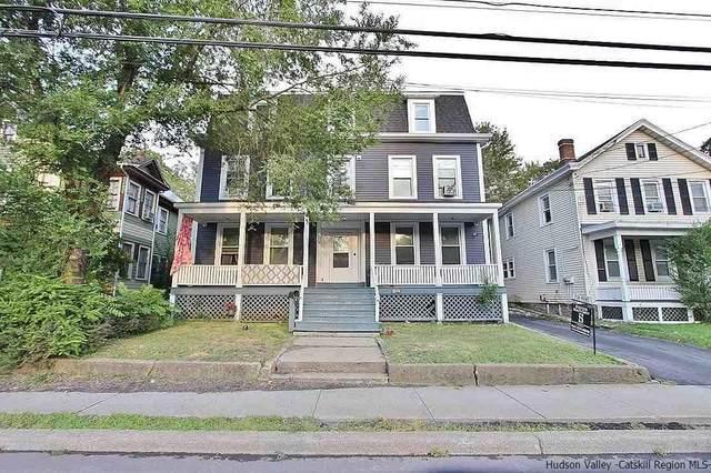 40 N Chestnut, New Paltz, NY 12561 (MLS #20213494) :: The Clement, Brooks & Safier Team