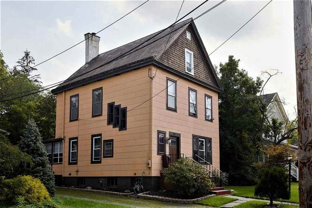 52 North Chestnut, New Paltz, NY 12561 (MLS #20213503) :: The Clement, Brooks & Safier Team