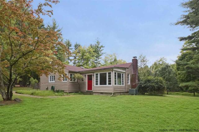 150 Ohayo Mountain Road, Woodstock, NY 12498 (MLS #20184252) :: Stevens Realty Group