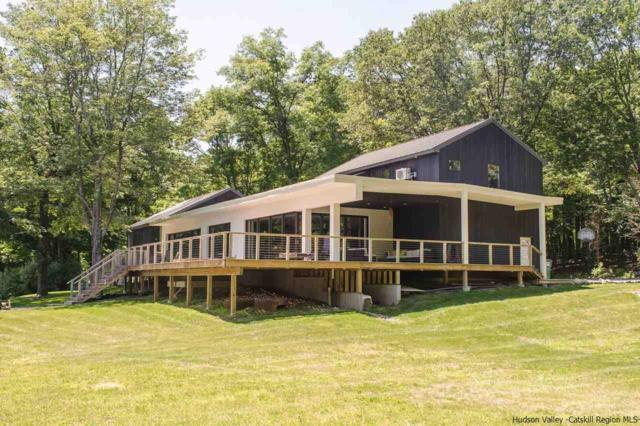 544 S Mountain Road, Gardiner, NY 12525 (MLS #20190694) :: Stevens Realty Group