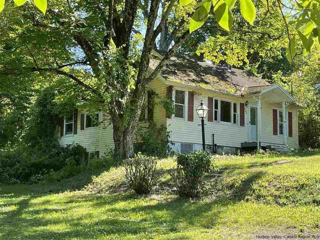 347 Cottekill Road, Stone Ridge, NY 12848 (MLS #20212287) :: The Clement, Brooks & Safier Team