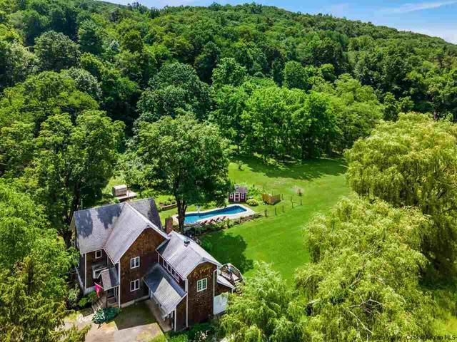 60 Lower 27 Knolls Road, High Falls, NY 12440 (MLS #20212319) :: The Clement, Brooks & Safier Team