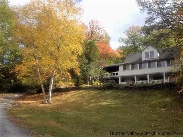 475 Ohayo Mountain Road, Woodstock, NY 12498 (MLS #20181182) :: Stevens Realty Group