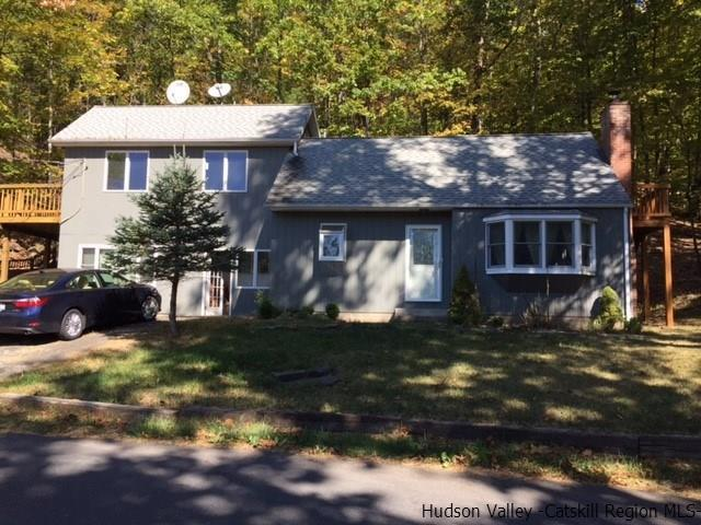 412 Lapla Road, Marbletown, NY 12401 (MLS #20182180) :: Stevens Realty Group