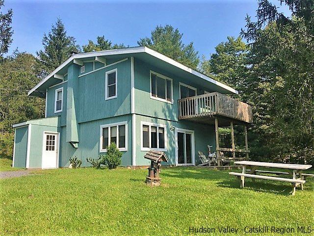 22 Mail Route Road, Ashland, NY 12407 (MLS #20184046) :: Stevens Realty Group