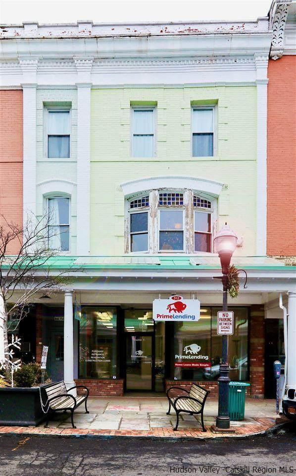 312 Wall Street, Kingston, NY 12401 (MLS #20210110) :: Barbara Carter Team