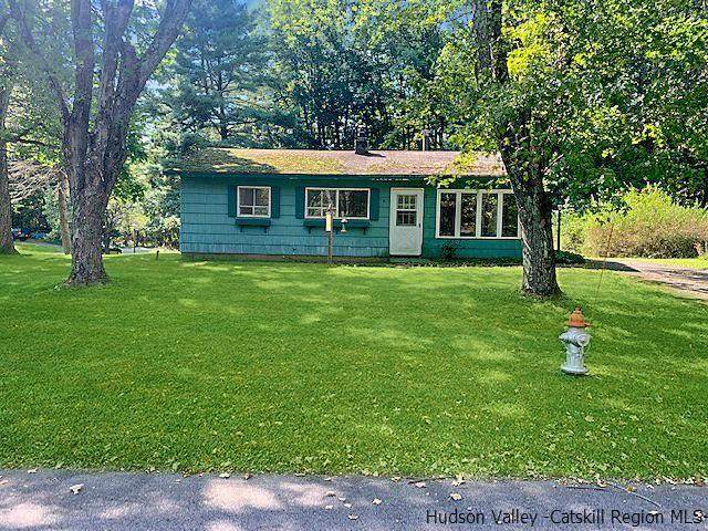 28 Overlook Drive, Bearsville, NY 12498 (MLS #20213452) :: The Clement, Brooks & Safier Team