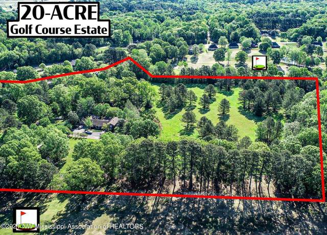 244 Country Club, Batesville, MS 38606 (MLS #2309622) :: Burch Realty Group, LLC