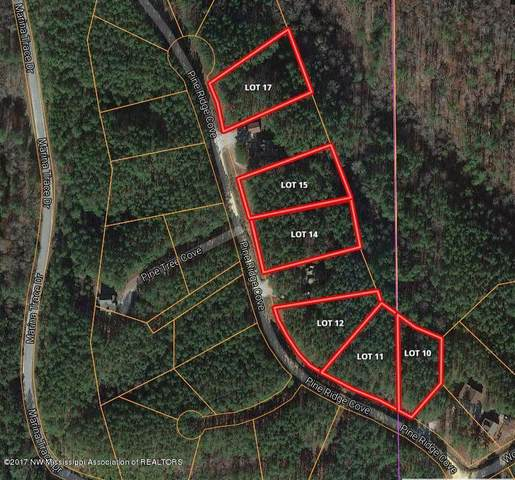 Lot 14 Union Harbor Resort, Iuka, MS 38852 (MLS #2310276) :: Burch Realty Group, LLC