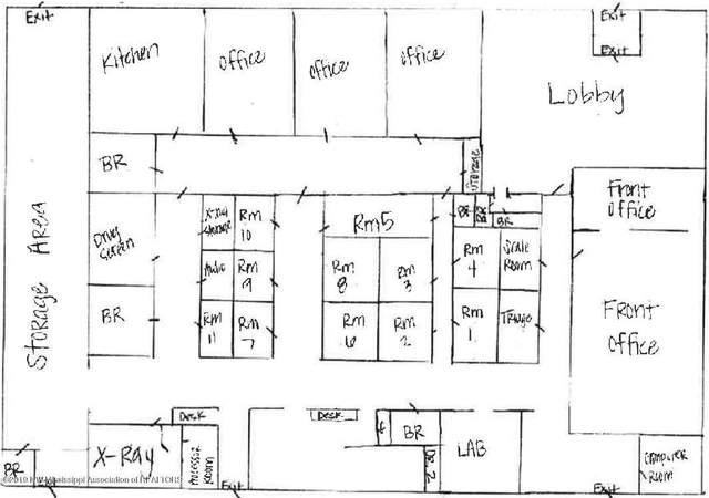 6426 Us-51, Horn Lake, MS 38637 (MLS #2324514) :: Burch Realty Group, LLC