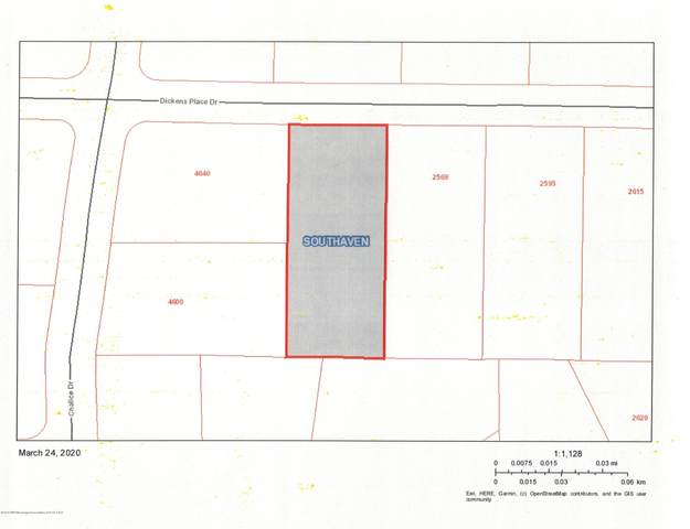 lot #25 Dickens Pl Drive, Southaven, MS 38672 (MLS #2328419) :: Burch Realty Group, LLC