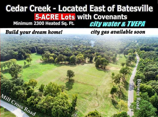Lot 10 Brewer Road, Batesville, MS 38606 (MLS #2328475) :: Burch Realty Group, LLC