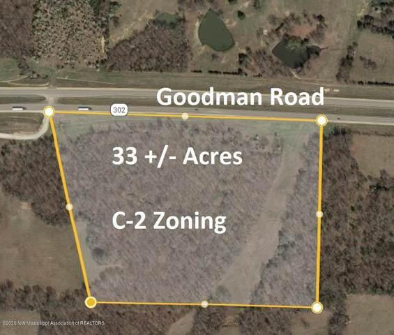 0 Goodman Road, Byhalia, MS 38611 (MLS #2332962) :: The Home Gurus, Keller Williams Realty