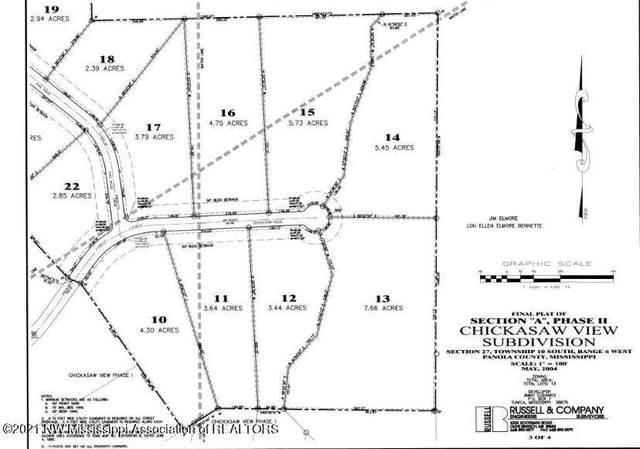 14 Chickasaw Ridge, Pope, MS 38658 (MLS #2333838) :: Burch Realty Group, LLC