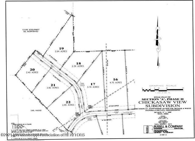 18 Pine Ridge Cove, Pope, MS 38658 (MLS #2333840) :: Burch Realty Group, LLC
